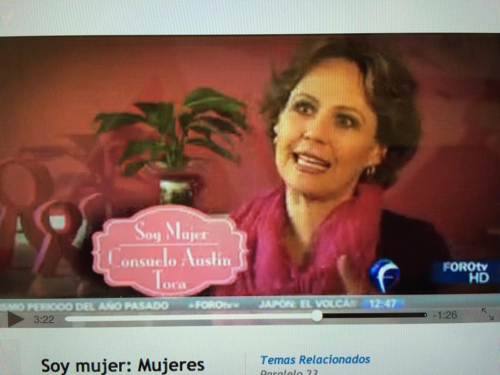Foro TV 4 con Daniel Dithurbide.