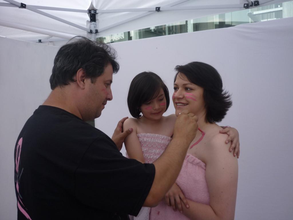 Vocera Oficial del cáncer de mama
