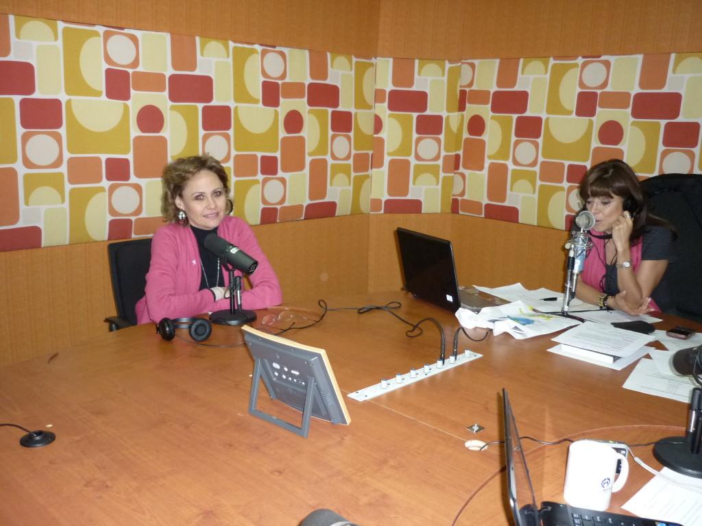 Radio Fórmula 1079 am  Janett Arceo