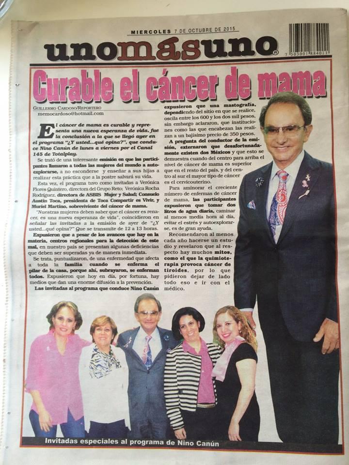 Entrevista con Nino Canun